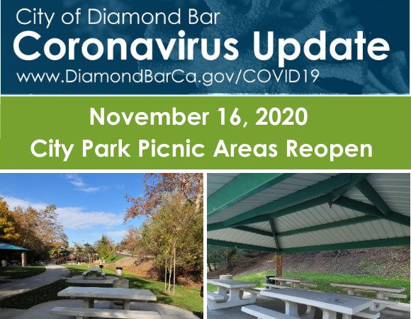 park picnic shelter areas