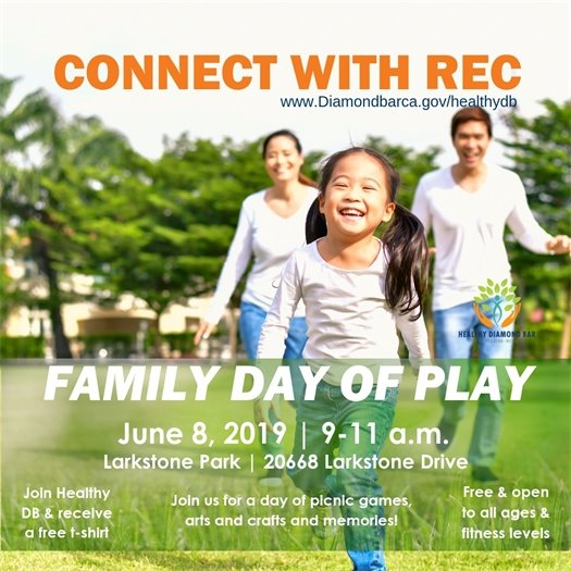 Connect with Rec - Family Day of Play
